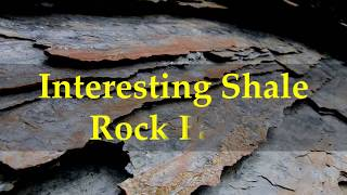 Interesting Shale Rock Facts