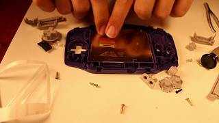 Game Boy Advance Backlight Screen Mod, And A Life Update