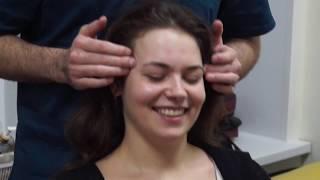 Смотреть онлайн Как правильно сделать массаж головы