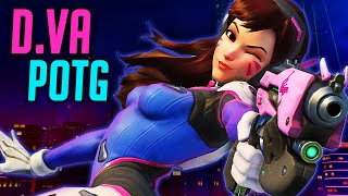 NERF THIS! - D.Va POTG Montage - Overwatch