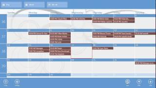 Windows 8.1 One Calendar app review