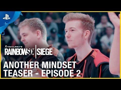 Rainbow Six Siege: Another Mindset Teaser – Episode 2   PS4