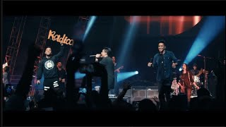 "Video thumbnail of ""Barak ft. Redimi2 -  A Danzar     ""Video Oficial""  Radical Live"""