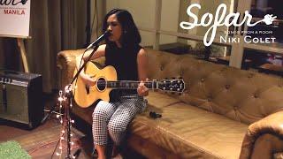Niki Colet - Love In The Time Of Mistaken Despondency | Sofar Manila