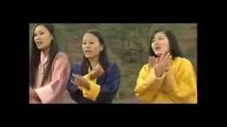 Bhutan Song Ga wai Tasaa