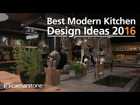 Best Modern Kitchen Design Ideas 2016