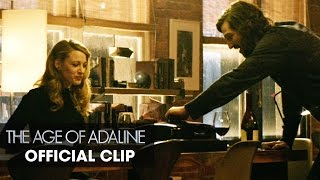 "The Age of Adaline - Official Clip - ""First Dates"""