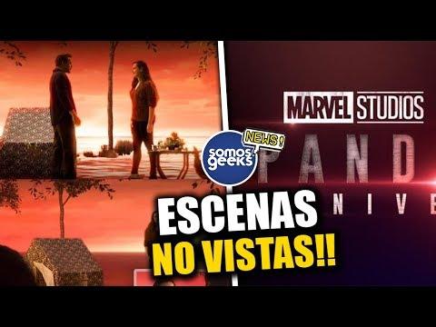 ¡ES HERMOSO! Marvel se expande, escena de ENDGAME que nadie vio y escena eliminada de JOKER