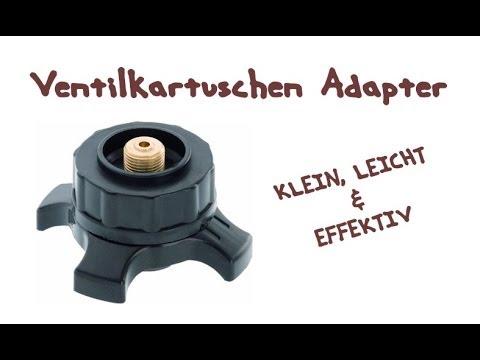 Ventilkartuschenadapter, Adapter für Ventilkartuschen