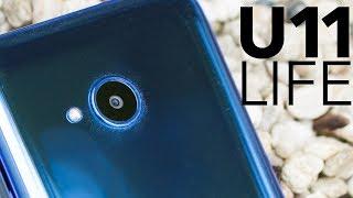 HTC U11 Life im Test: das Hands-on | deutsch