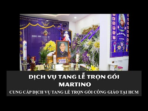 Tang lễ trọn gói giá rẻ Martino