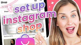 How To Set Up Instagram Shop