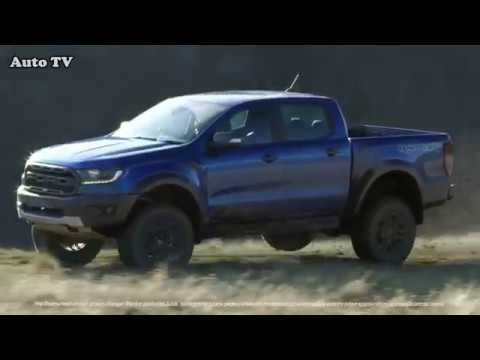 2019 Ford Ranger Off Road & Test Drive