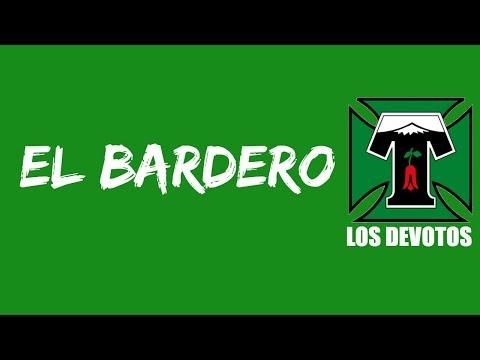 """""""El Bardero"""" Barra: Los Devotos • Club: Deportes Temuco"""