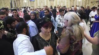 ВСЕ СМОТРИМ СВАДЬБУ ИСМАИЛА И МИЛАНЫ 2 (Азербайджанско Курдска Турецкая свадьба в Алматы)