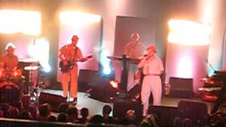 DEVO *COLD WAR* live at the MUSIC BOX AT THE HENRY FONDA THEATER 11/4/2009