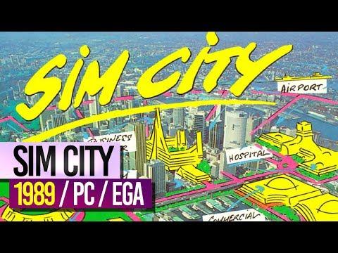SIM CITY [PC] [1989] [001] - Bürgermeister von Gar Nichts
