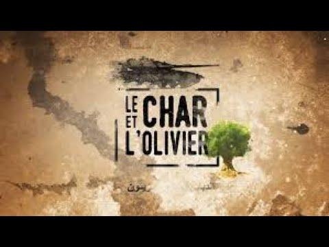 Le Char et l'olivier, une autre histoire de la Palestine — Bande-annonce VF (2019)