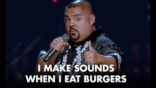 Throwback Thursday: I Make Sounds When I Eat Burgers | Gabriel Iglesias