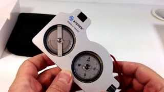 Steren Combination Compass / Clinometer Tool