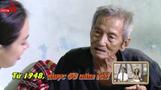 Miko Lan Trinh đầy cảm xúc với chuyện tình của cặp vợ chồng cụ ông cụ bà 90 tuổi