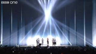 """Germany: """"Taken by a Stranger"""", Lena - Eurovision Song Contest Final 2011 - BBC One"""