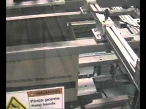 2-EZ HS Case Erector Stapling Bottom
