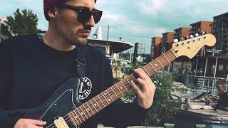 Video METHRUNNER Guitar Playtrough