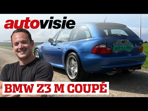 Extremist | BMW Z3 M Coupé (1999) | Peters Proefrit #65 | Autovisie