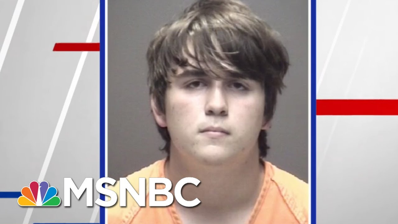 Texas Shooting Suspect Makes First Court Appearance   Hardball   MSNBC thumbnail