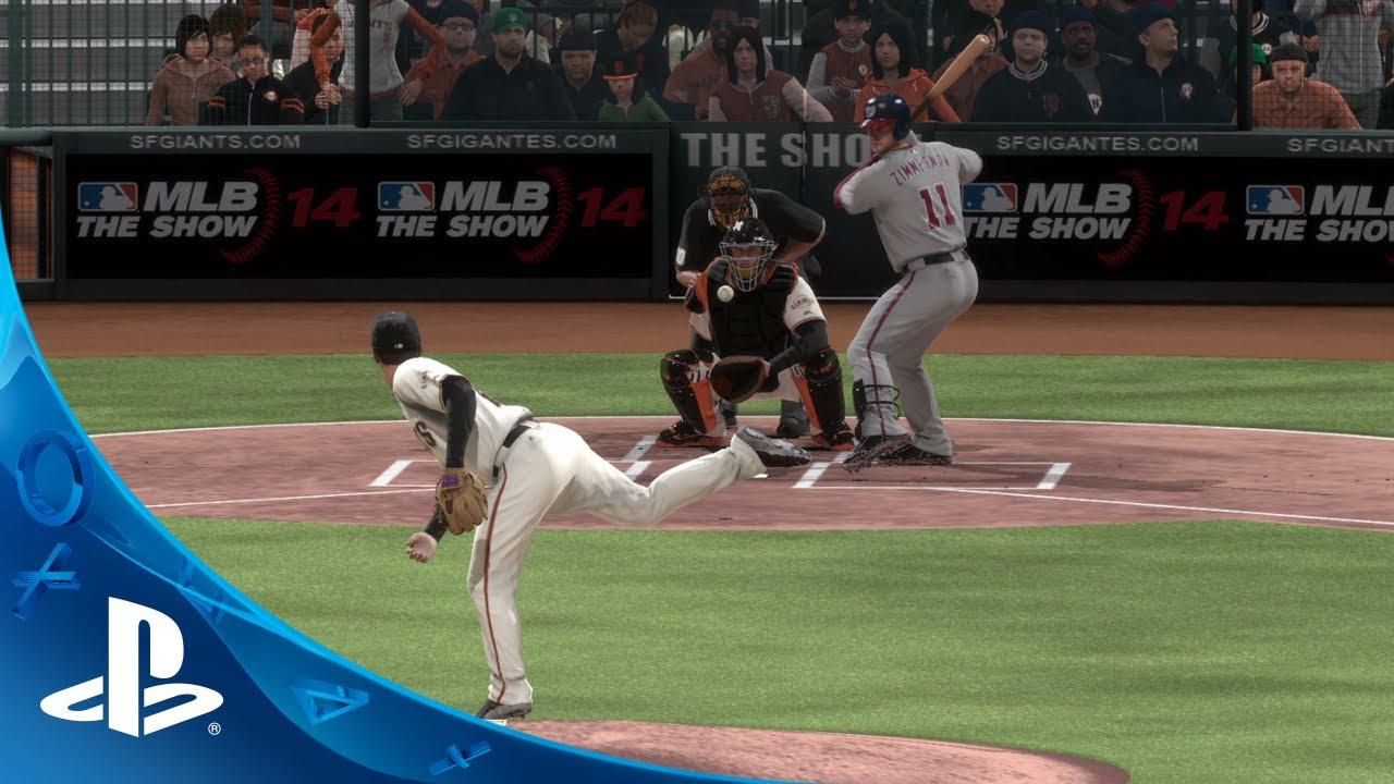 Stadium Comparison: MLB 14 The Show on PS4
