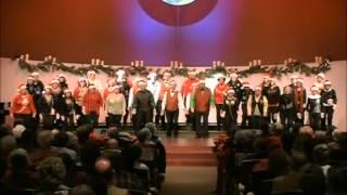 """'Zat You, Santa Claus?"" by Houston Choral Showcase"