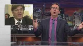 Download Youtube: Dr. Oz and Nutritional Supplements: Last Week Tonight with John Oliver (HBO)