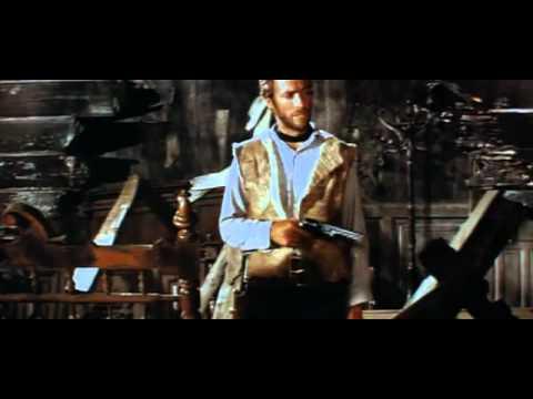 Le Bon, La Brute Et Le Truand (1966) // Bande-annonce (VF)