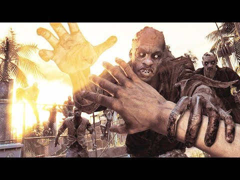 Dying Light 2 - Gameplay World Reveal Trailer (PS4, Xbox One, Switch, PC) 2019