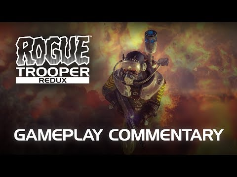 Rogue Trooper Redux - Exclusive Gameplay & Commentary | Nintendo Switch, PS4, Xbox One, PC thumbnail