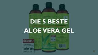 Die 5 Beste Aloe Vera Gel Test 2021