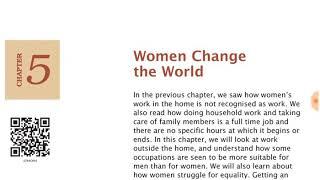 Class7th Civics Chapter 5 Women Change The World Part 1 Full Explanation हिंदी में