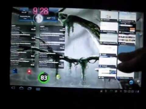 Video of Biomechanical Bog Free