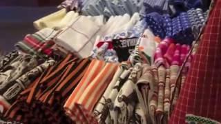 Магазин тканей в Америке: Из чего шьют здесь платья и не только.