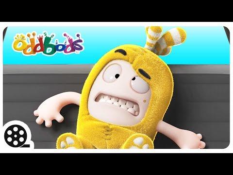 Cartoon | Oddbods - MONDAY MANIC | Funny Cartoon Show For Kids