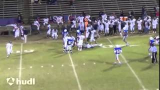 Junior Year   Tyler Christmas highlights wesson high school Wesson Ms