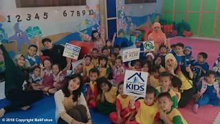 Pengecatan Ulang Bangunan Sekolah TK/PAUD