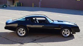 1978 Pontiac Trans Am Stock # 827-DET