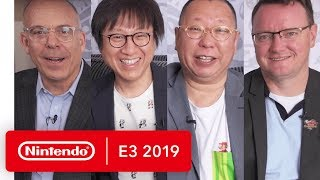 Nintendo Developers, Doug Bowser, and Bill Trinen Play Super Mario Maker 2 - E3 2019
