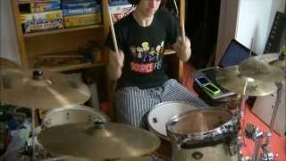 Bayside - Choice Hops And Bottled Self Esteem Drum Cover
