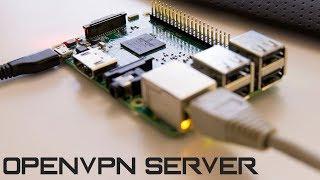 OpenVPN Server Raspberry Pi W PiVPN