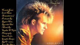"Howard Jones-Look Mama 12"" (Extended)."