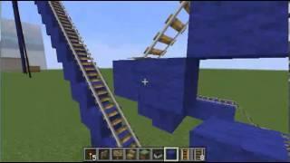 preview picture of video 'Ep. 3 - Construction suivie d'un parc d'attraction sur Minecraft'