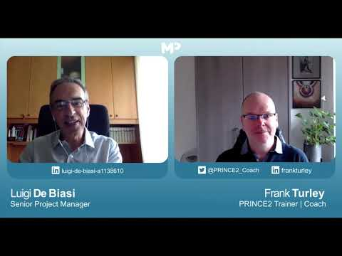 PRINCE2 Practitioner Course and Exam - Chat with Luigi - YouTube